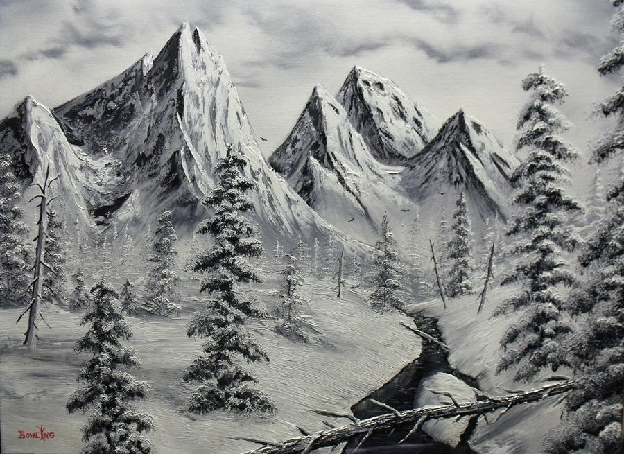 Black and White Winter by DonBowling on DeviantArt