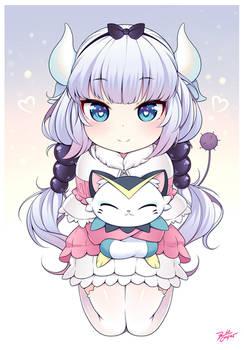 [Gift] - Kanna - Kobayashi's Dragon Maid