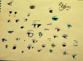 Eyes by RitaDS3