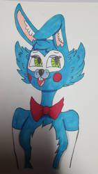 Toy Bonnie by RandyDaGoat12