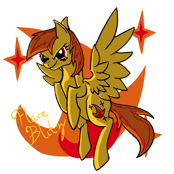 Flare Blitz Profile by Brookreed