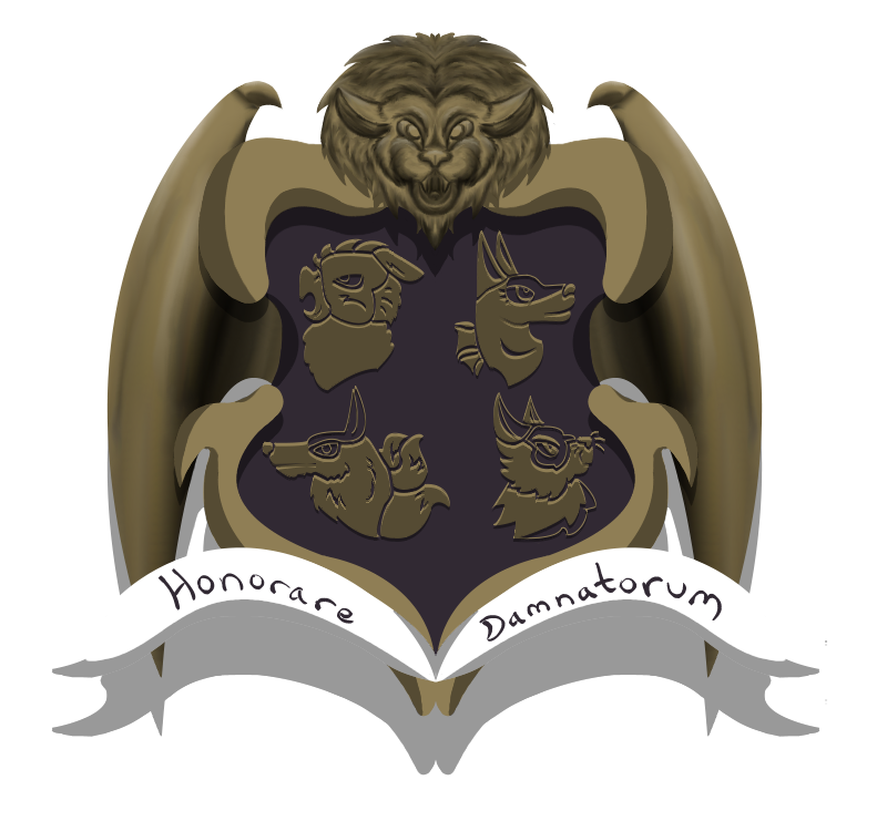 Random Cafe Coat of Arms by Brookreed