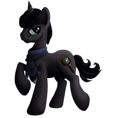Sherlock Pony by Brookreed