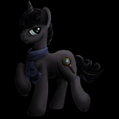 Sherlock Pony by Brookreed