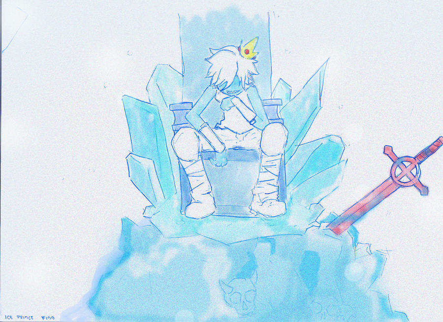 Ice Prince by jo-HA-nuh