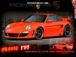 Tuningmag.net Porsche GTR 650 by TuningmagNet