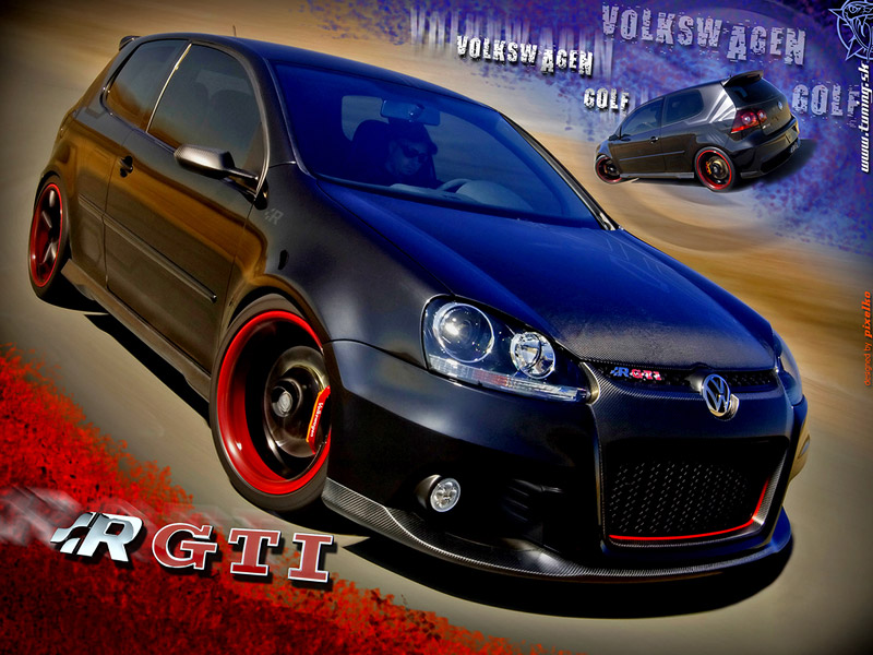 Volkswagen Golf 5 R GTI 2007 by TuningmagNet