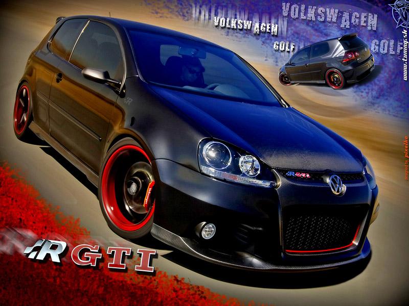 Volkswagen Golf 5 R GTI 2007 by TuningmagNet