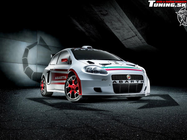 fiat grande punto tuning by tuningmagnet on deviantart. Black Bedroom Furniture Sets. Home Design Ideas
