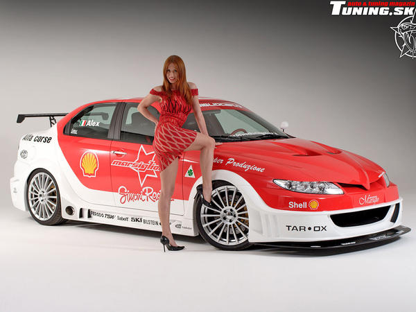Alfa Romeo 156 Tuning By Tuningmagnet On Deviantart