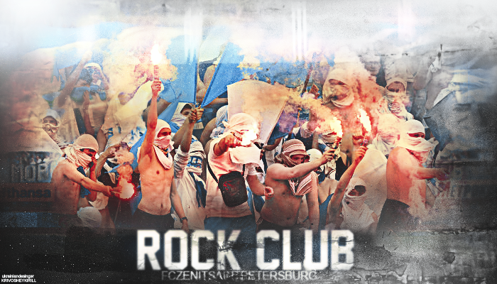 Rock Club-FC Zenit