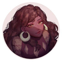 [Art Trade] Orelia by aienai