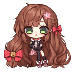 [Commission] Sakura