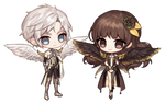 [Commission] Eizenvaltz + Alethea
