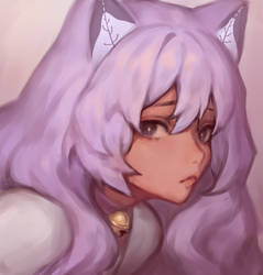 [Art Fight 2k19] Attack 6: Yuzu by aienai