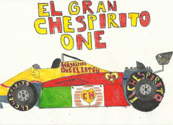 El Gran Chespirito One  by Fistron