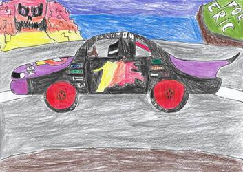 My own version of Phantom(Daytona USA)