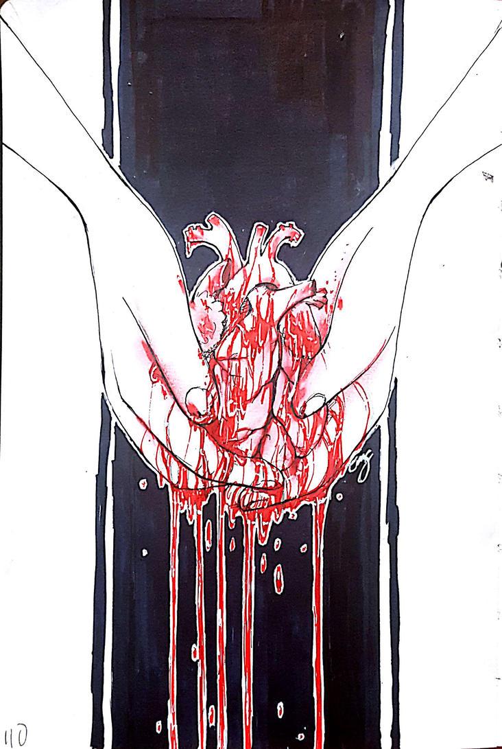 A Heart's a Heavy Burden by WhateverCat