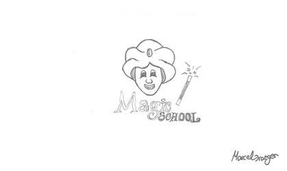 Skribble magic by FromMarcelD