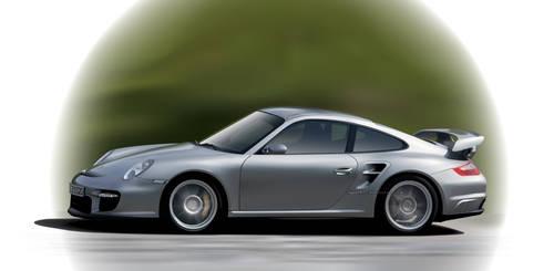 Porsche 997 GT2 by Silver911