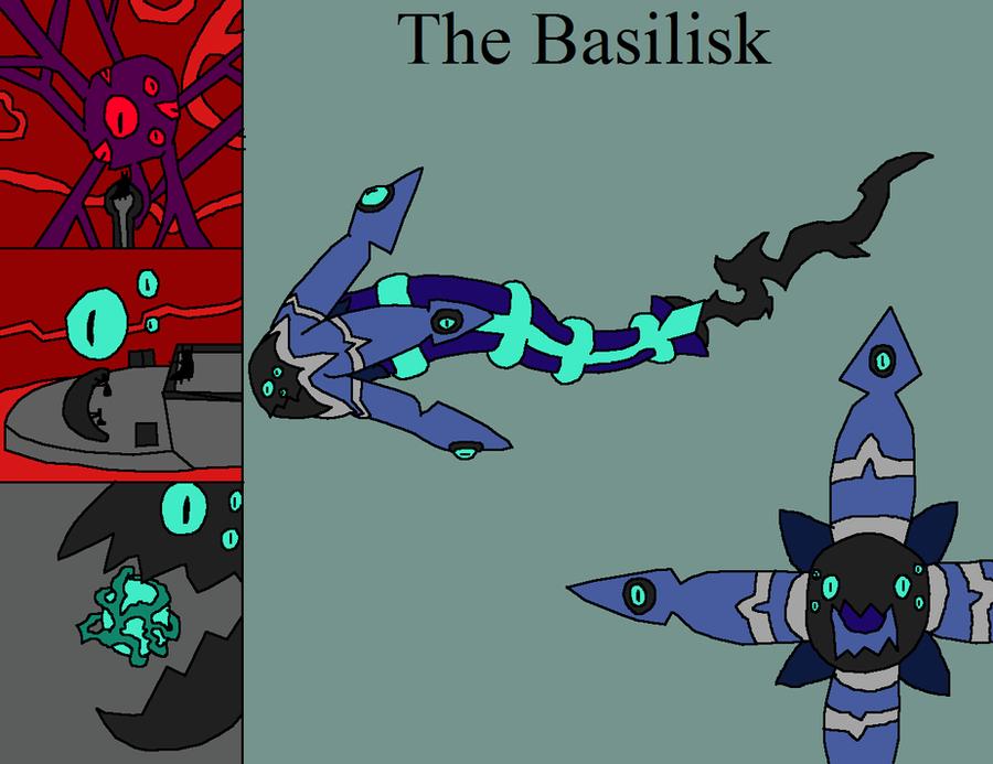 meet the basilisk by tgdrode123