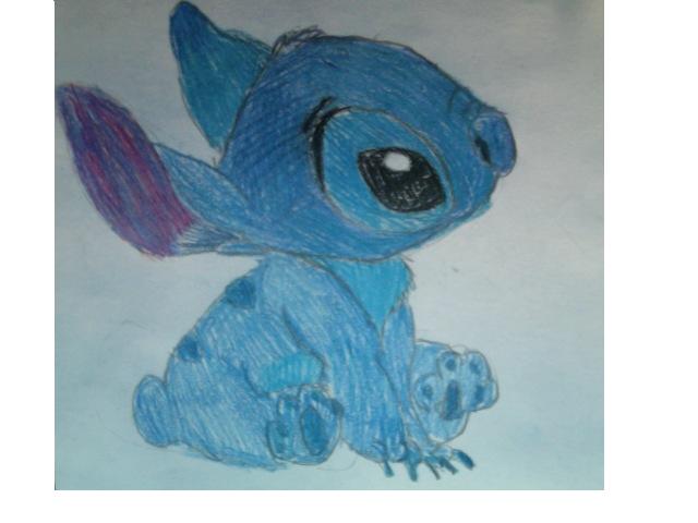Cute Stitch by FireNationPhoenix