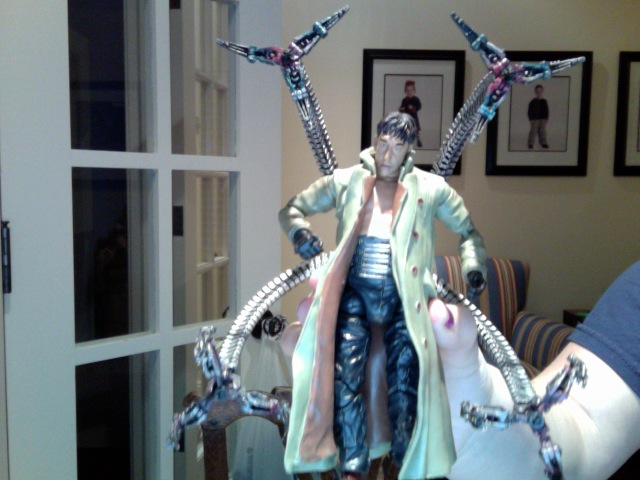 Doc Ock finally came ^^ by FireNationPhoenix