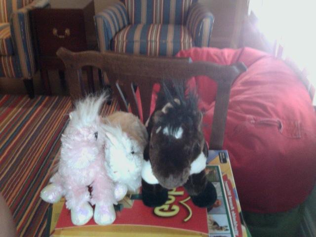 Webkinz Equine Family by FireNationPhoenix