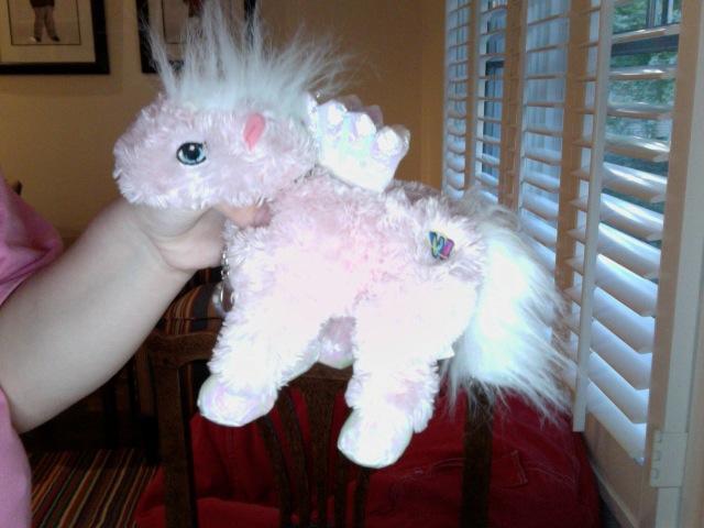 Princess the Pegasus by FireNationPhoenix