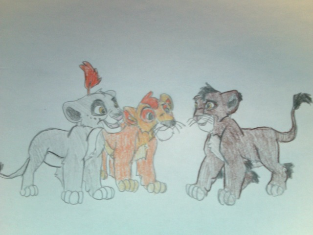 Ozai and Toph's Litter Adopts (Males Only) by FireNationPhoenix
