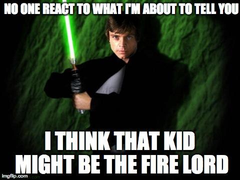Mark Hamill Meme by FireNationPhoenix