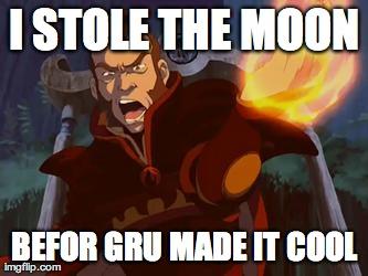 Zhao Moon Meme by FireNationPhoenix
