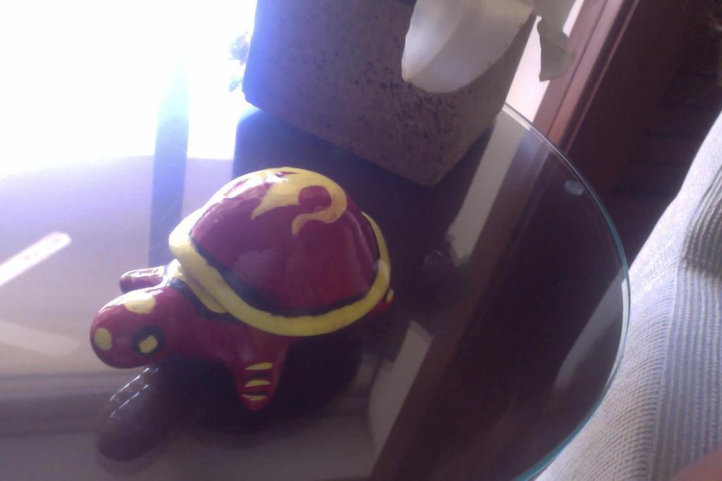 Fire Nation Turtle Box Side View by FireNationPhoenix