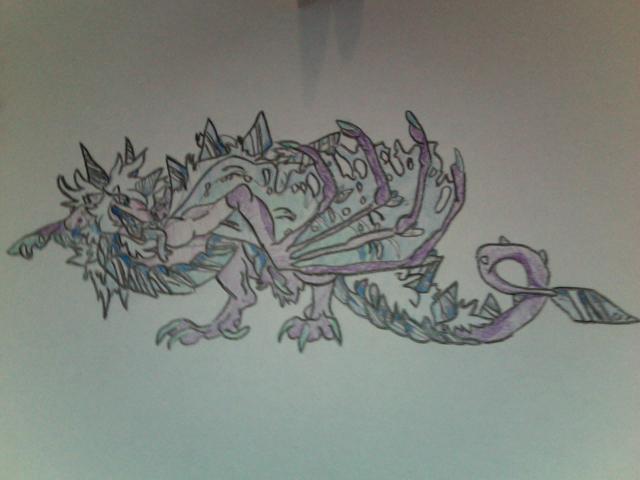 Gyragon For Zuuzombie by FireNationPhoenix