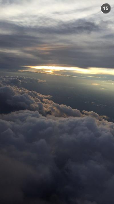 Cloudy Skys by FireNationPhoenix