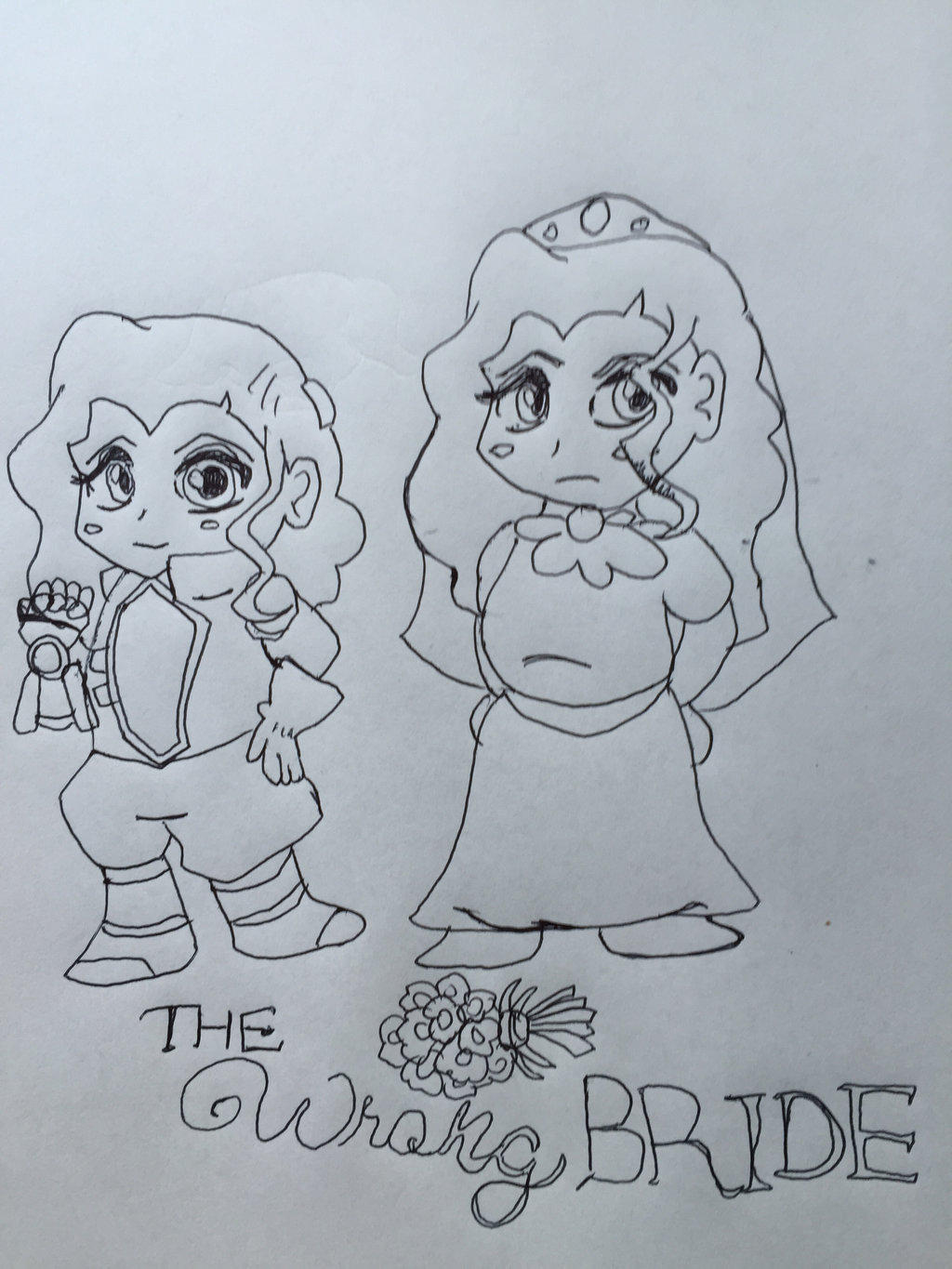 The Wrong Bride by FireNationPhoenix