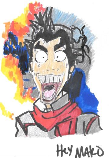 Hey Mako Did You Know Korra Likes Asami? by FireNationPhoenix