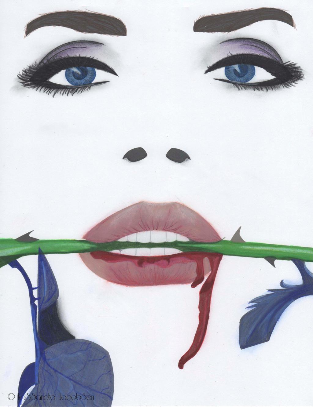 Lana Del Rey by j0wey