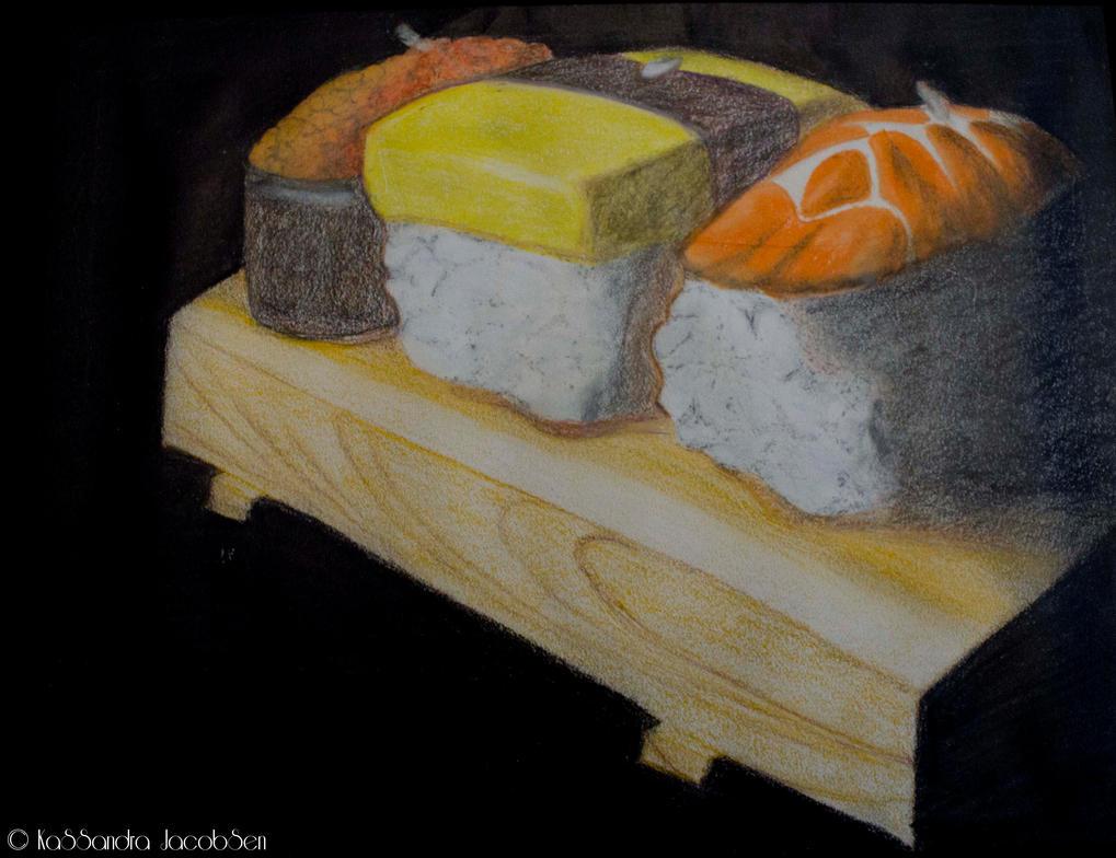 Sushi by j0wey