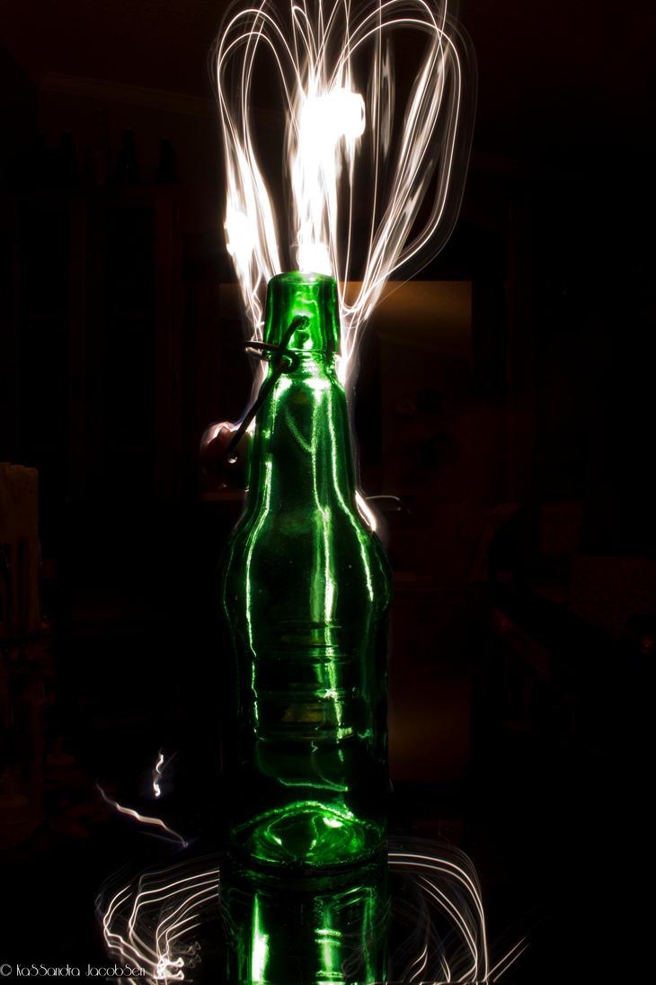 Fizzy Bottle by j0wey