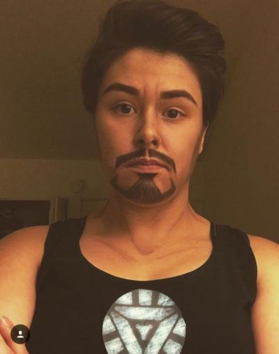 Tony Stark Modification by j0wey