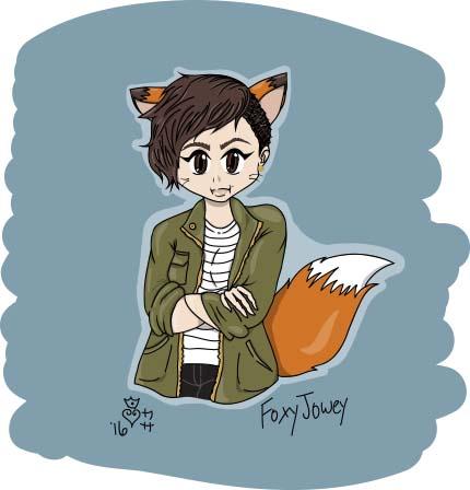 Foxy Jowey by j0wey