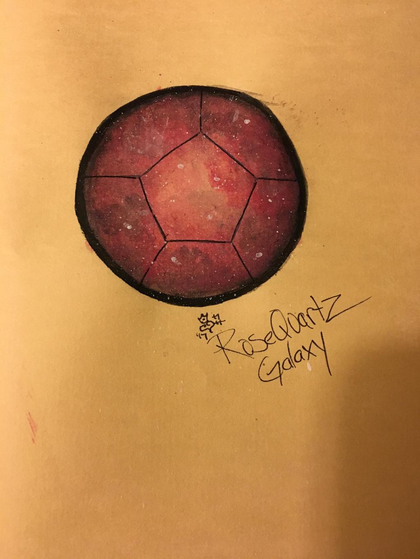 Rose Quartz Galaxy by j0wey