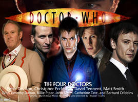 The Four Doctors by GreedLin