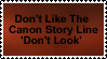 Dont Like Canon Dont Look by GreedLin