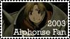 2003 Alphonse Fan by GreedLin
