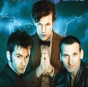 Three Doctor's Icon by GreedLin