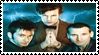 Three Doctor's Stamp by GreedLin