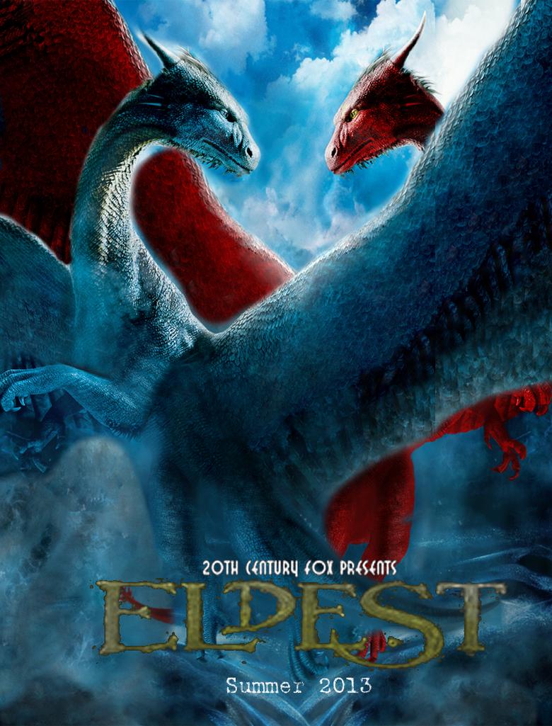 Dualing Dragons - Eldest Movie by GreedLinEldest Wallpaper