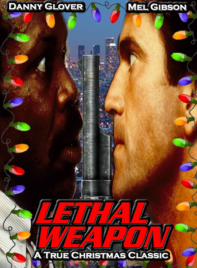 lethal weapon christmas classic by greedlin - Lethal Weapon Christmas